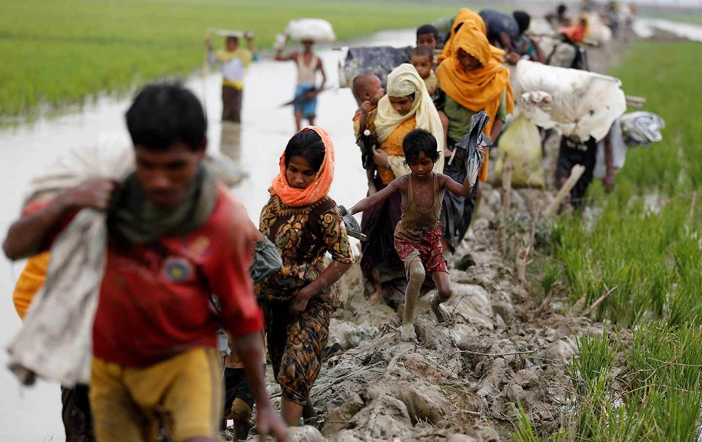 Australia provides additional funds for Rohingyas, locals