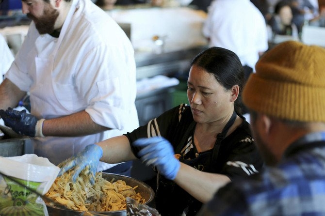 San Francisco restaurants open kitchens to refugee chefs