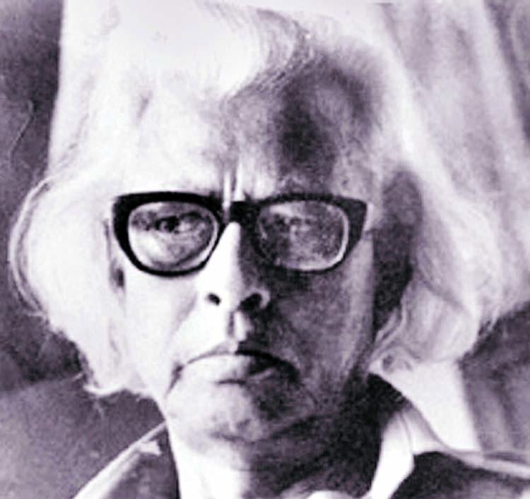 A prominent Bangladeshi  literary figure