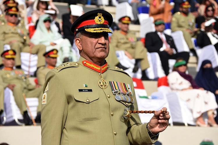 Pakistan's sham democracy where army still has a huge clout