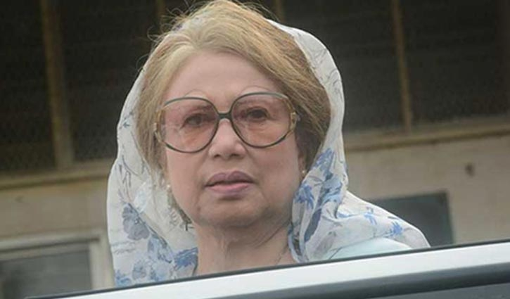 Khaleda files new bail appeals in two cases