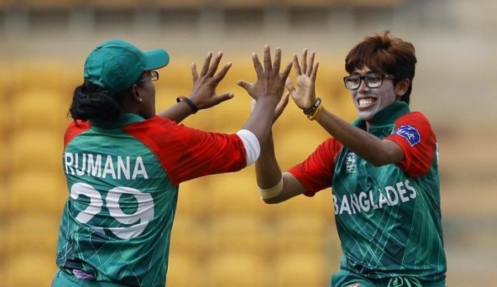 Fahima's hat-trick spurs Bangladesh's 8-wkt win against UAE