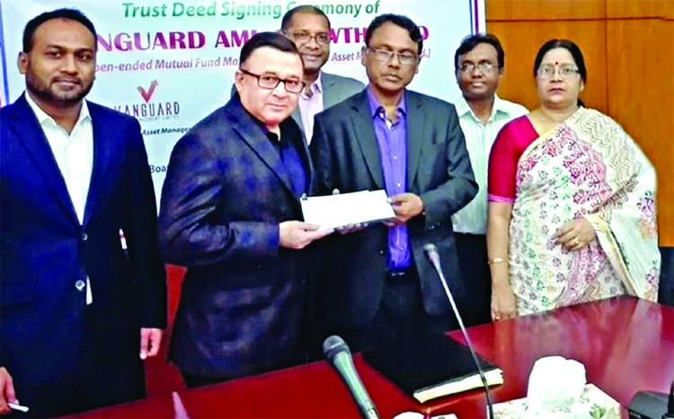 Vanguard AML launching new mutual fund in Bangladesh