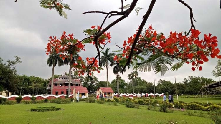 A haven for Tagore