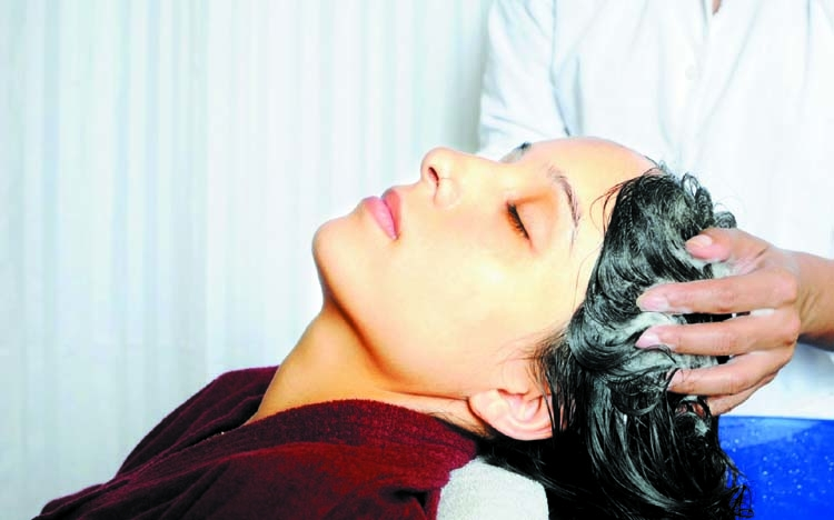 Scalp facials are trending and beneficial