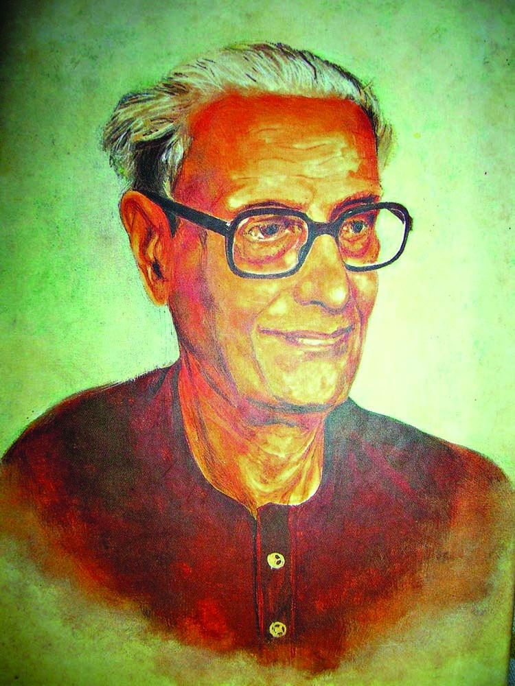 A prominent Bengali poet and essayist