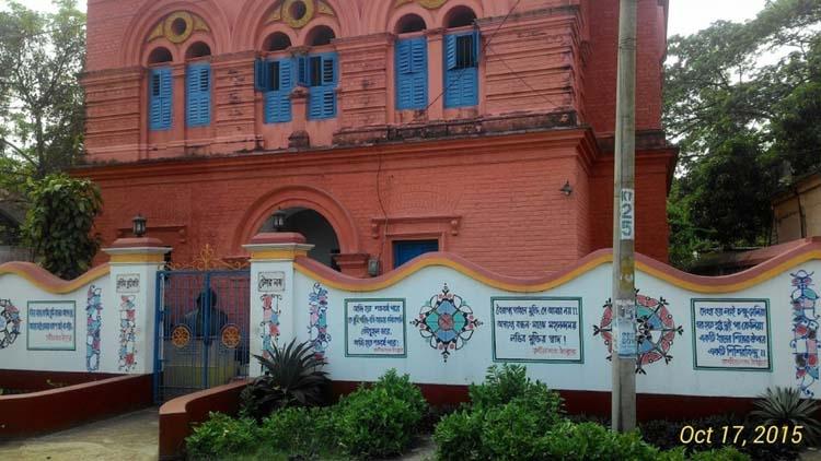 Historical house of Girish Chandra Sen