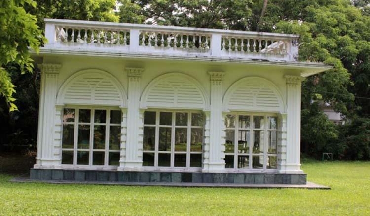 A palace of Narsingdi
