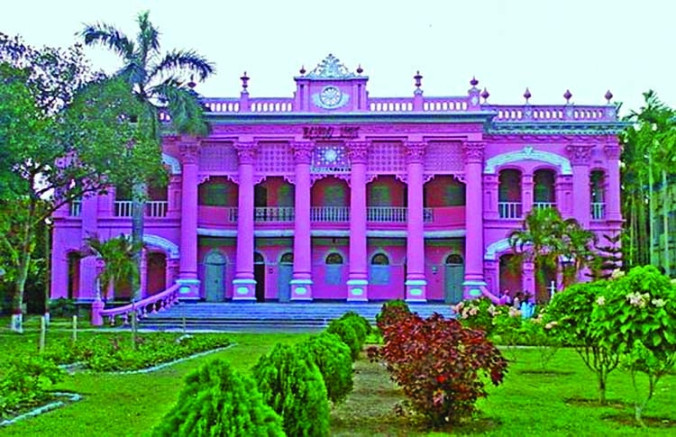 Historical place in Tangail