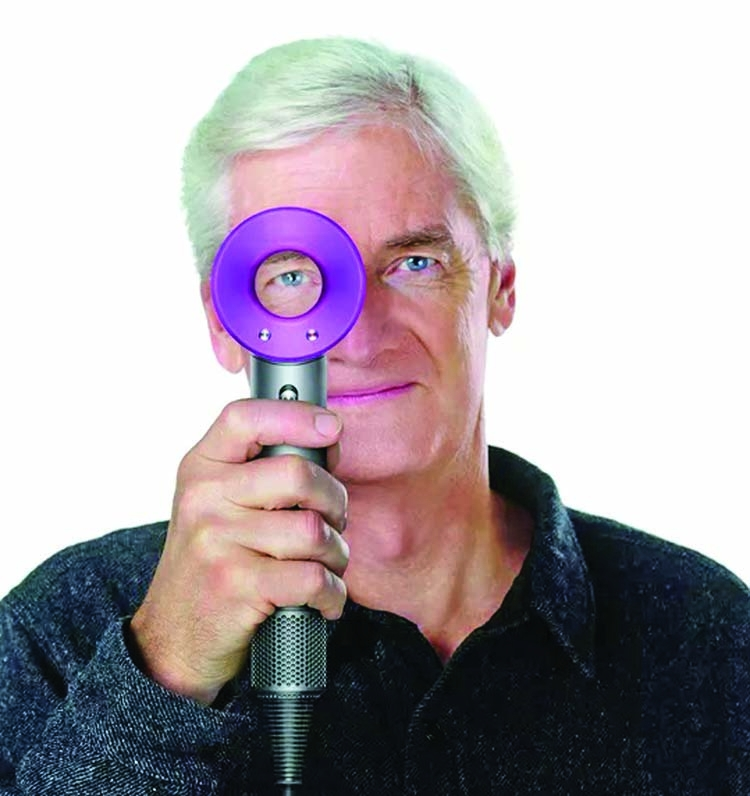 How Dyson's supersonic hair dryer works