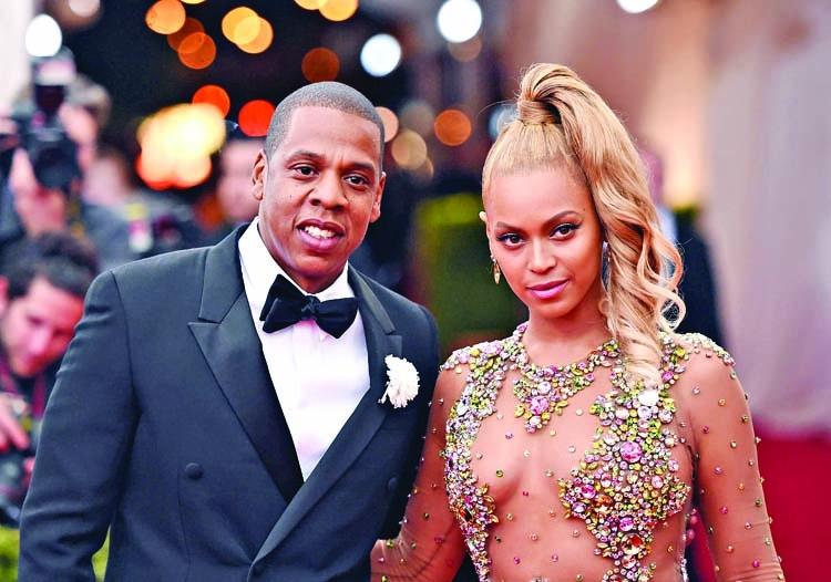 Beyonce, Jay-Z fiery show