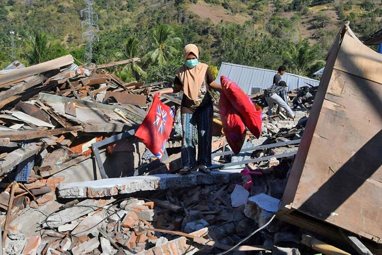 Death toll in Lombok quake hits 131