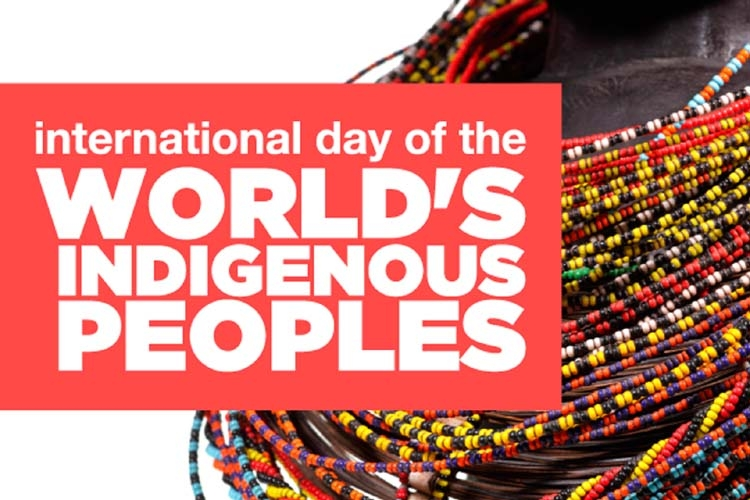 Thoughts on International Day of the World's Indigenous Peoples
