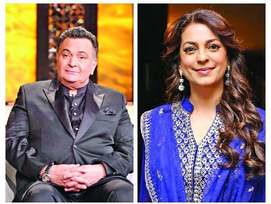 Rishi Kapoor and Juhi Chawla to team up again? | The Asian Age