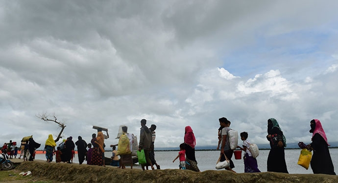 UNHCR urges Asia-Pacific leaders to show 'solidarity' with Rohingyas