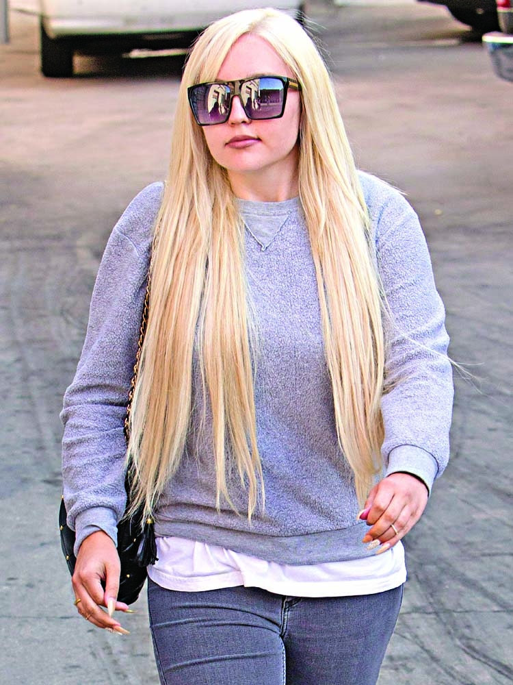 Amanda Bynes Happy Over Extended Conservatorship The Asian Age Online Bangladesh
