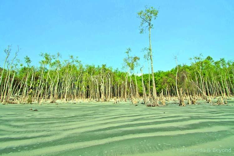 UNESCO world heritage site of Bangladesh