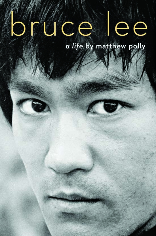 Bruce Lee: A life by Matthew Polly - enter the door stopper