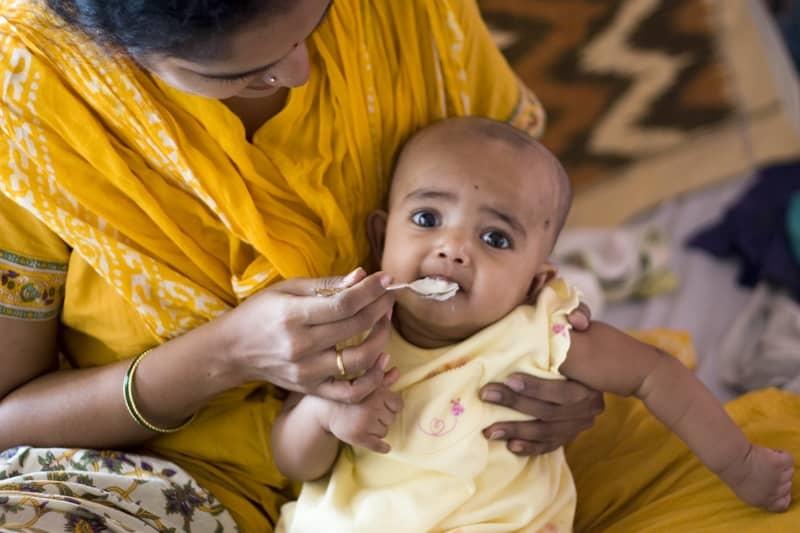 Milk intake reduces childhood stunting in Bangladesh: IFPRI study