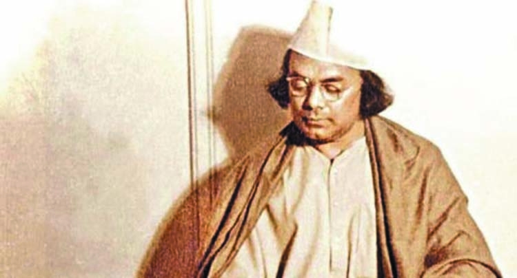 Nazrul and the restless poetic spirit