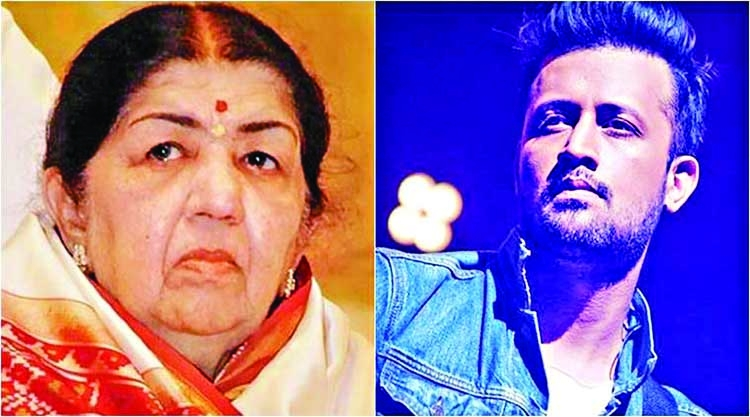Lata on Atif Aslam's version of 'Chalte Chalte'