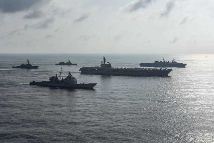 South China Sea code of conduct still a speck on the horizon