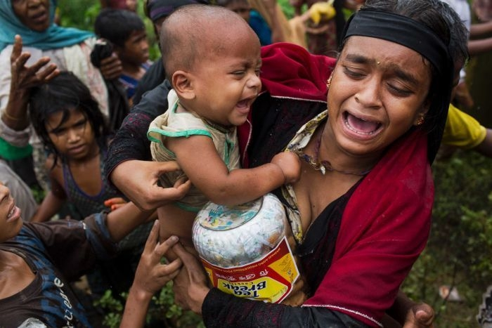 New Zealand, Australia continue support to Rohingyas