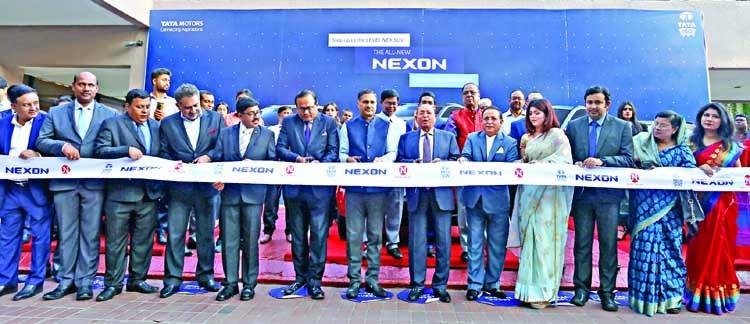 Tata launches new stylish car in Bangladesh