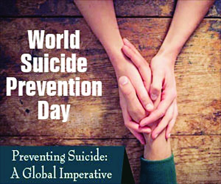 Multilevel and cohesive approach to suicide prevention