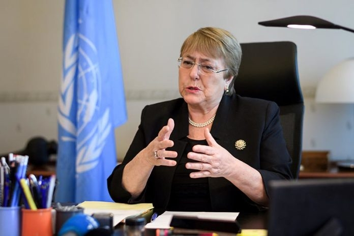 UN rights chief urges new panel to prepare Myanmar prosecutions
