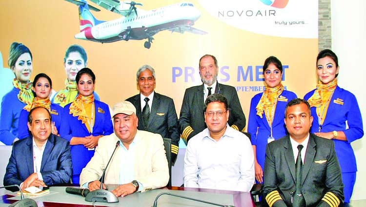 Novoair launches mobile app, web check-in service