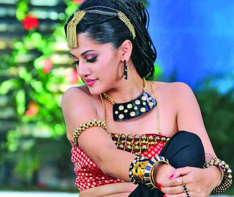 Taapsee: Performed my most liberating character in 'Manmarziya'