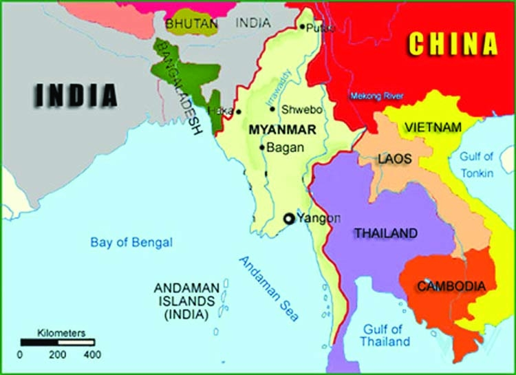 Bangladesh's growing Geo-strategic significance for India and China