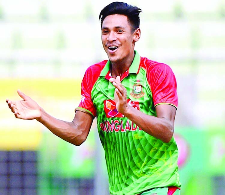 Mustafiz will find rhythm in Asia Cup, hopes Walsh