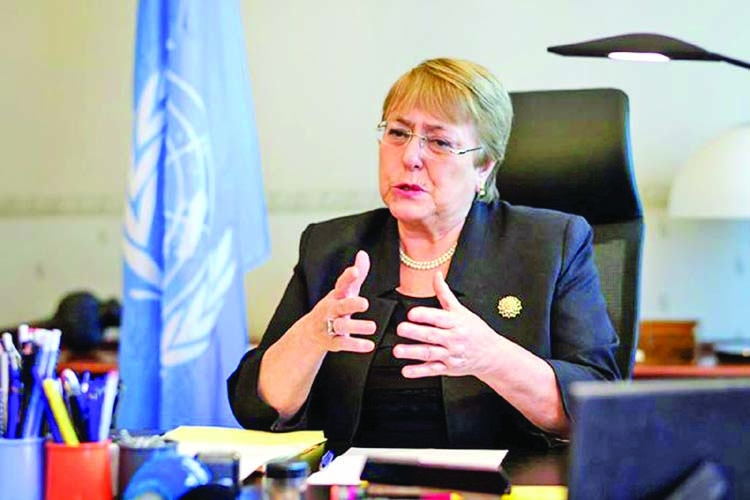 UN rights chief presses for body on Rohingyas