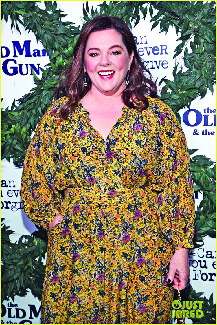 Melissa McCarthy stuns after dropping 75 Lbs.