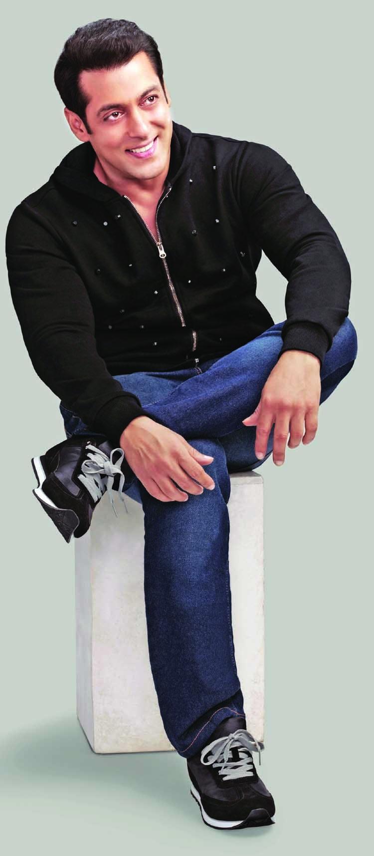 Will never play a villain: Salman