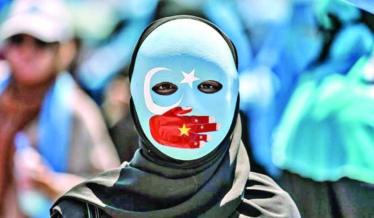 US concerns over China's Muslim crackdown