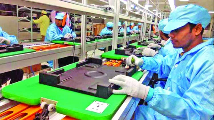 Electronic manufacturers demand policy support