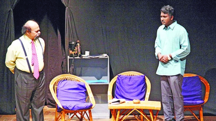 Humayun Ahmed's 'Devi' thrills audience
