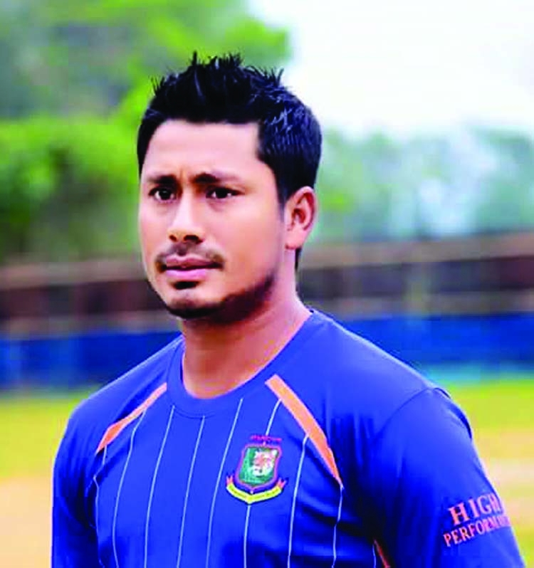 Ashraful shines in fitness test