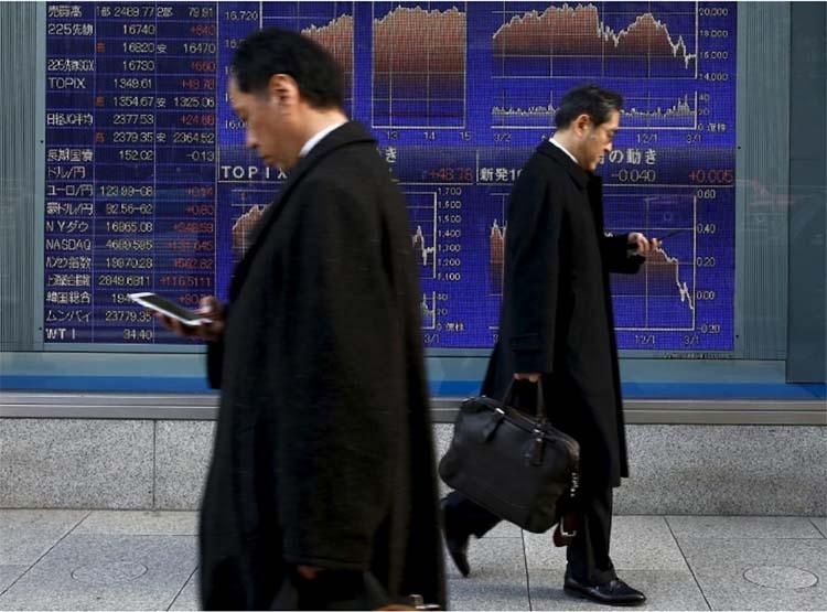 Global trade hopes lift shares, Turkey test awaits