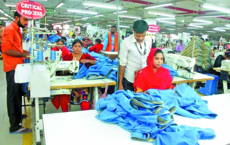 Tk 8,000 wage set for RMG workers