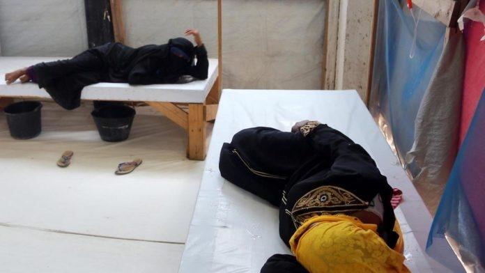 Suspected cholera cases soar in Yemen's Hodeida: charity