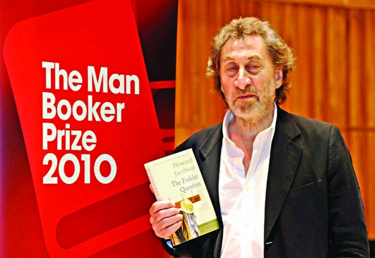 An interview with Howard Jacobson