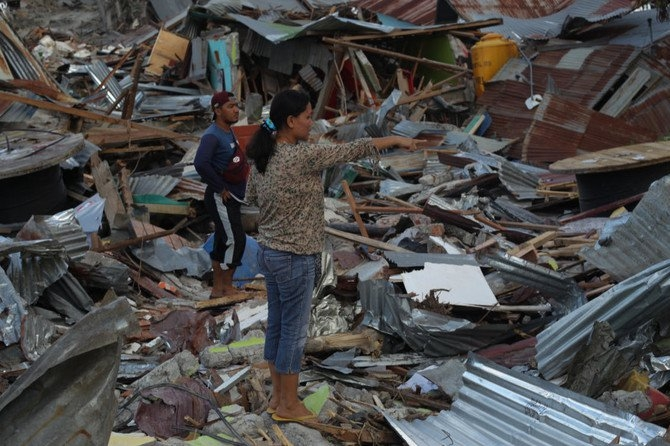 5000 missing in two hit-hard Indonesian quake zone: Official