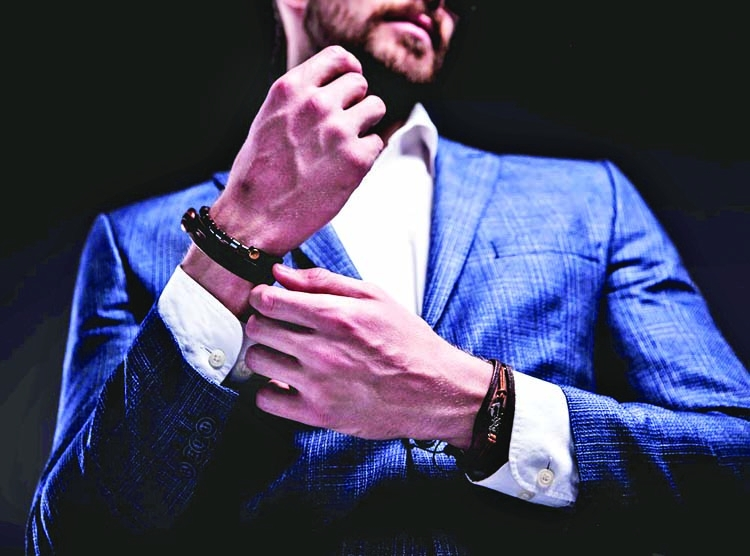 Finishing touches: Accessories that make the man