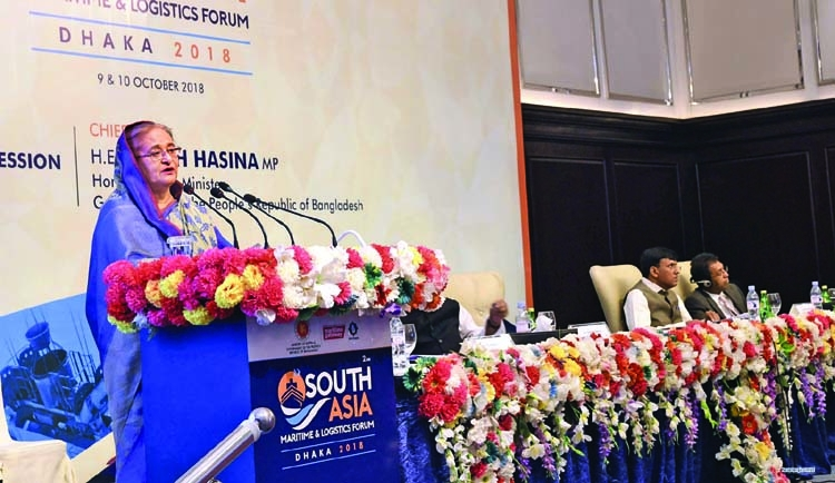 'Use maritime sector for regional development'