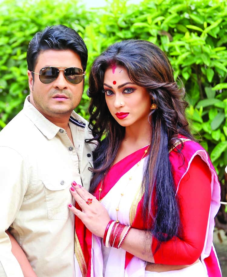Ferdous, Poppy pair up again in movie
