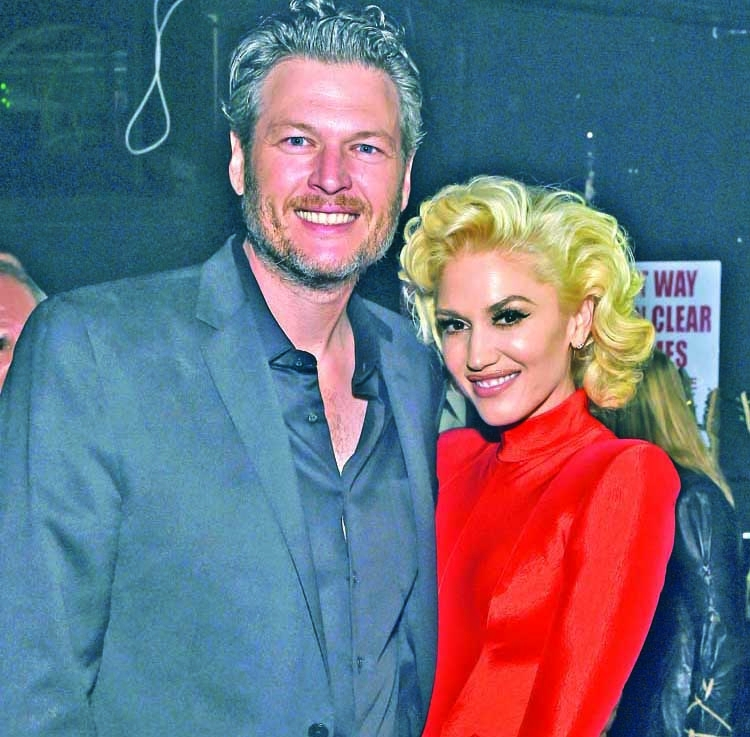 Why they're 'in no rush' to say 'i do': Gwen & Blake